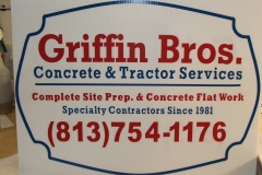 GRIFFIN CONCRETE